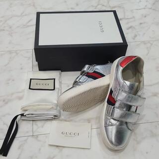 Gucci - GUCCI シューズ 33