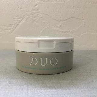 DUO ザ 薬用クレンジングバーム バリア 90g デュオ 医薬部外品