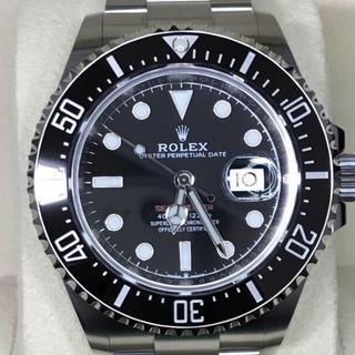 ROLEX - ROLEX シードゥエラー 赤シード 126600