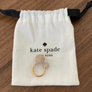 ケイトスペードニューヨーク(kate spade new york)のkate spade キラキラリング(リング(指輪))