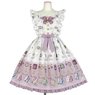 Angelic Pretty - Angelic Pretty ローズティーガーデン JSK+キャップセット