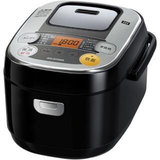 アイリスオーヤマ 炊飯器 IH式 3合(炊飯器)