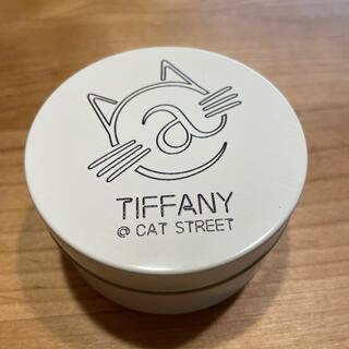 ティファニー(Tiffany & Co.)のTIFFANY @CAT STREET クッキー缶 1P(その他)
