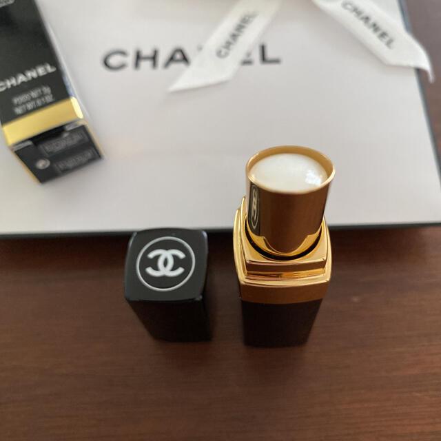 CHANEL(シャネル)のシャネル ルージュ ココ ボーム コスメ/美容のスキンケア/基礎化粧品(リップケア/リップクリーム)の商品写真
