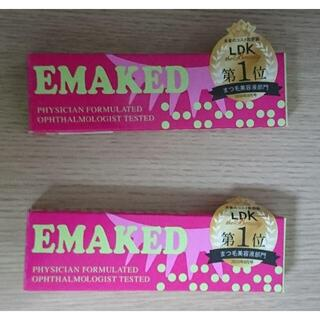 【 新品未使用 】EMAKED エマーキット 2mLx2本