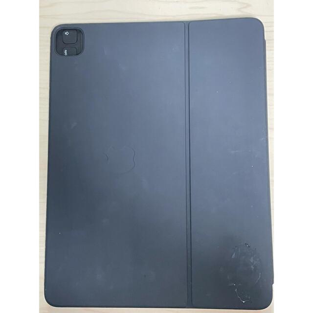iPad(アイパッド)のSmart Keyboard Folio iPad Pro 12.9 第4世代用 スマホ/家電/カメラのスマホアクセサリー(iPadケース)の商品写真