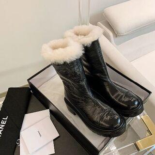 CHANEL - CHANEL  靴  ブーツ