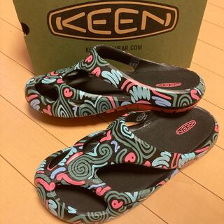 KEEN - KEEN SHANTI ARTS シャンティ 人気カラー