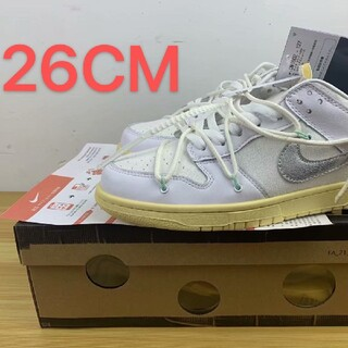 """Off-White x Nike SB Dunk Low""""The 50""""OW"""""""