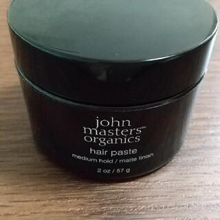 ジョンマスターオーガニック(John Masters Organics)のジョンマスターオーガニック スタイリング剤 ヘアペースト(ヘアワックス/ヘアクリーム)