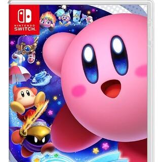 ニンテンドウ(任天堂)のカービィ スターアライズ Switchソフト(携帯用ゲームソフト)