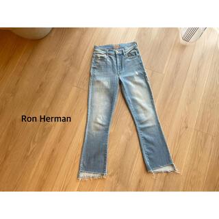 Ron Herman - 【MOTHER/マザー】INSIDER CROP STEP FRAY