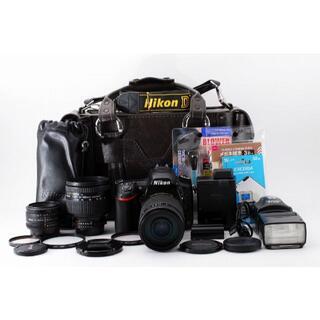 ニコン(Nikon)の1041【安心保証】 Nikon D750 レンズ3本 フルセット! (デジタル一眼)