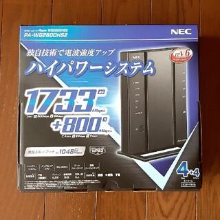 NEC - wi-fiホームルーター