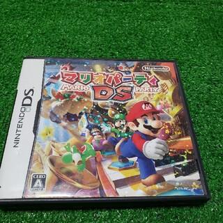 ニンテンドウ(任天堂)のマリオパーティDS DS(携帯用ゲームソフト)