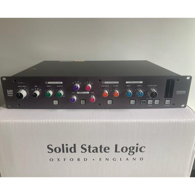 Solid State Logic (SSL) FUSION 楽器のレコーディング/PA機器(エフェクター)の商品写真
