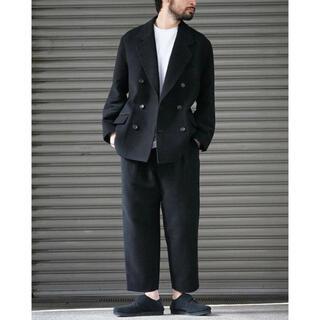 コモリ(COMOLI)のgraphpaper Double Cloth Moleskin Jacket(テーラードジャケット)