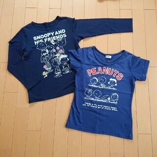 スヌーピー(SNOOPY)の★SNOOPY★ヒートテック・Tシャツ セット(Tシャツ/カットソー)
