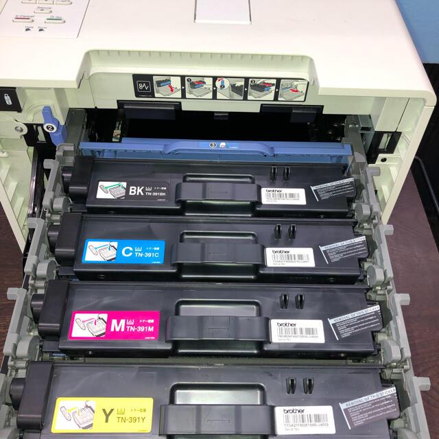 brother(ブラザー)のHL-L8250CDN ブラザーカラーレーザープリンター スマホ/家電/カメラのPC/タブレット(PC周辺機器)の商品写真