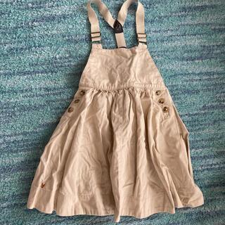 ポロラルフローレン(POLO RALPH LAUREN)のラルフローレン ジャンパースカート 100cm(ワンピース)