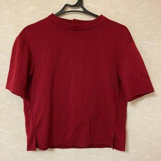 プラステ(PLST)のプラステ カットソー(カットソー(半袖/袖なし))