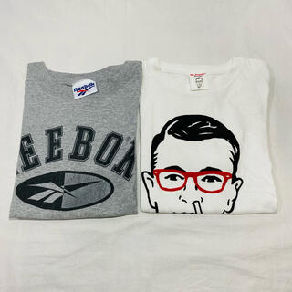 【古着】Tシャツ 2着まとめ売り☆ サイズ【S】