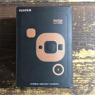 富士フイルム - FUJIFILM チェキ インスタントカメラinstax mini LiPlay