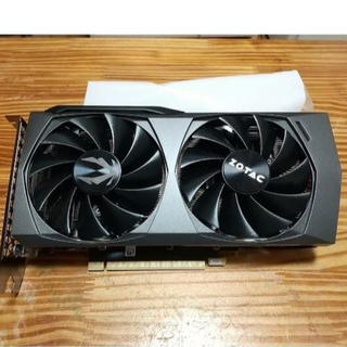 ZOTAC GeForce RTX 3060 Ti Twin Edge(PCパーツ)