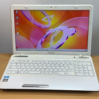 東芝 - 白い高性能ダイナブック i5 メモリ8G SSD500G マイクロソフトオフィス