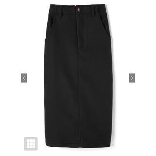GRL - GRL ウール スカート