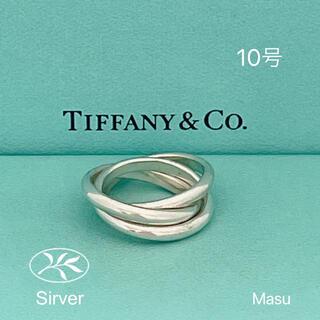 Tiffany & Co. - TIFFANY&Co. ティファニートリプル 3連リング