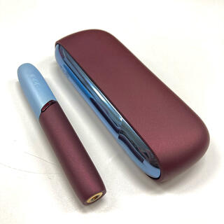 IQOS - 限定人気カラー!iQOS 3 DUO FROSTED RED
