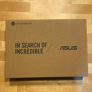 エイスース(ASUS)のASUS Chromebook Detachable CM3 美品(タブレット)