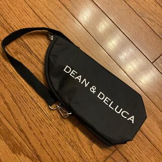 ディーンアンドデルーカ(DEAN & DELUCA)の☆新品 ディーン&デルーカ  ブラック ボトルケース(収納/キッチン雑貨)