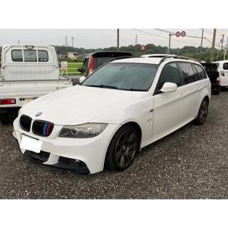 ビーエムダブリュー(BMW)のBMW 3シリーズ ツーリング 平成21年式 車検4年12月 走行16万キロ(車体)