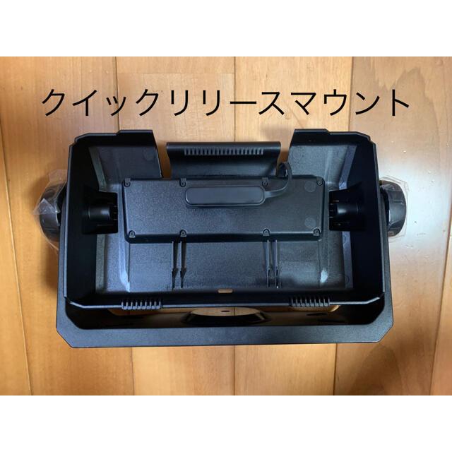 GARMIN(ガーミン)のガーミン エコマップUHD9インチ+GT51M-TM振動子セット 日本語表示可能 スポーツ/アウトドアのフィッシング(その他)の商品写真