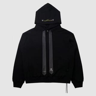Mastermind Japan Necktie oversize パーカー M(その他)