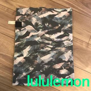 lululemon - ルルレモン ヨガタオル ラグ The Towel 大 66/180cm マット