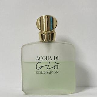 ジョルジオアルマーニ(Giorgio Armani)のARMANI ジョルジオアルマーニ アクアディジオ EDT 50ml  香水 (香水(女性用))