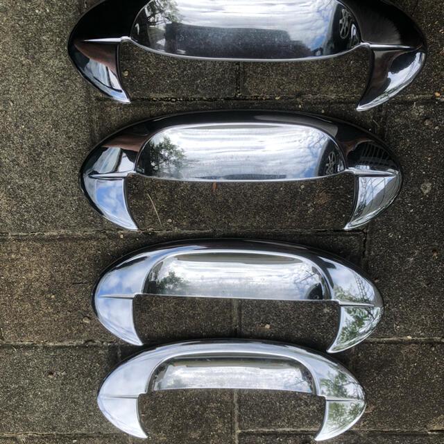 ダイハツ(ダイハツ)のダイハツ ミラジーノ ドア ガーニッシュ 自動車/バイクの自動車(車外アクセサリ)の商品写真