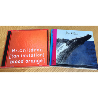 Mr.Children CD2枚セット 専用出品(ポップス/ロック(邦楽))