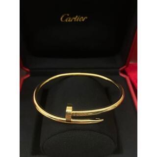Cartier - カルティエ ジュストアンクル ブレスレット YG  17