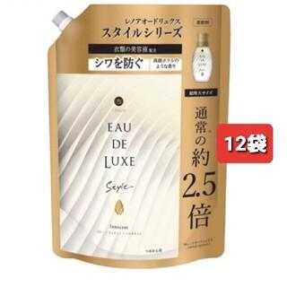 レノア オードリュクス スタイル イノセント 柔軟剤 つめかえ用 超特大サイズ (洗剤/柔軟剤)