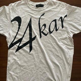 24karats - EXILEコラボ Tシャツ