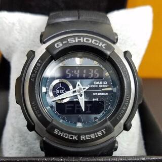 ジーショック(G-SHOCK)のG-shock G-300 電池交換済み(腕時計(デジタル))