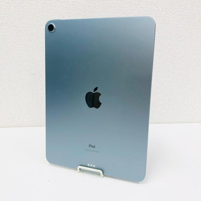 iPad(アイパッド)のiPad Air 4 64GB Wi-Fiモデル MYFQ2J/A スカイブルー スマホ/家電/カメラのPC/タブレット(タブレット)の商品写真