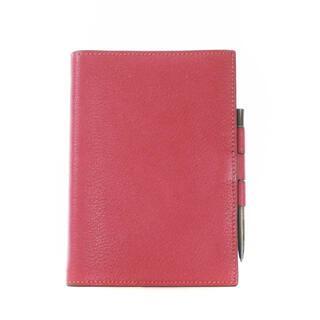 エルメス(Hermes)のエルメス アジェンダヴィジョン 手帳カバー ペン 8点セット 刻印□E ピンク(その他)