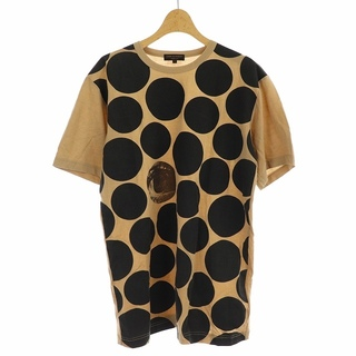 COMME des GARCONS HOMME PLUS - コムデギャルソンオムプリュス AD2012 13SS Tシャツ S ベージュ