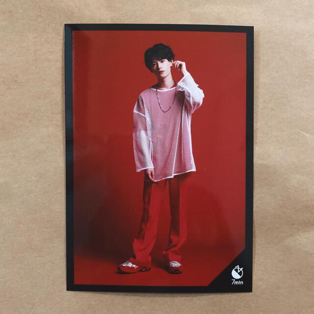 水原匡也 生写真 エンタメ/ホビーのタレントグッズ(アイドルグッズ)の商品写真