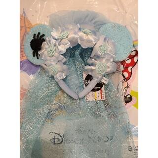 ディズニー(Disney)のディズニー ハロウィン2021 花嫁カチューシャ ゴーストブライド(カチューシャ)